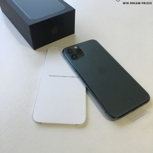 WIN TICKETS ON THIS IPHONE 11 PRO!