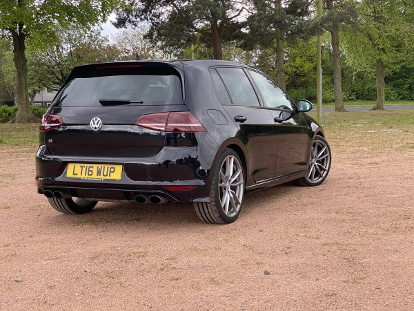 Win This VW Golf R at Purple Prizes for less than a tenner