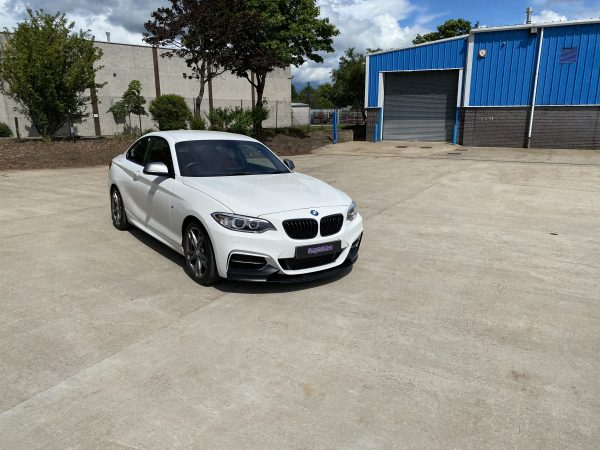 Front Right External BMW M235i