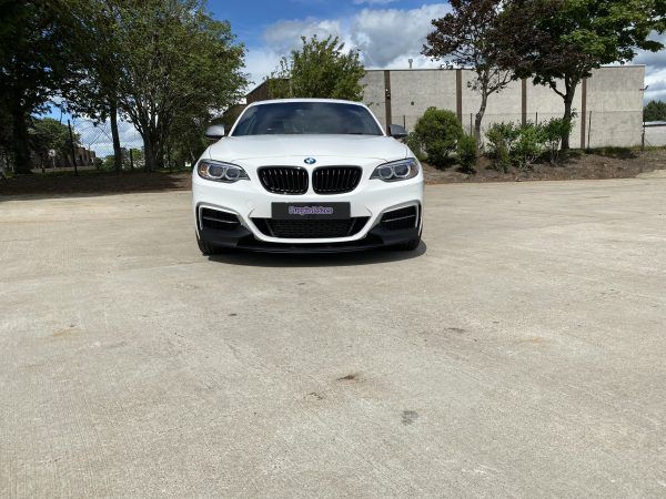 Front Straight On BMW M235i v2
